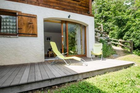 Location au ski Appartement 2 pièces 4 personnes - Chalet Mona - Chamonix - Extérieur été