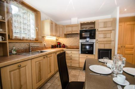 Vacances en montagne Appartement 2 pièces 4 personnes - Chalet Mona - Chamonix - Cuisine