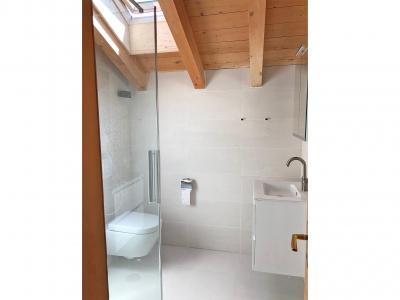 Vacances en montagne Chalet Mouettes - La Tzoumaz - Salle d'eau