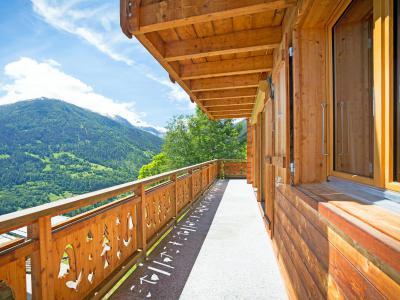 Аренда на лыжном курорте Chalet Mountain Star - Thyon - летом под открытым небом