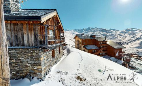 Vacances en montagne Chalet Nécou - Les Menuires