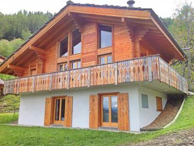 Summer accommodation Chalet Nendaz CEI01