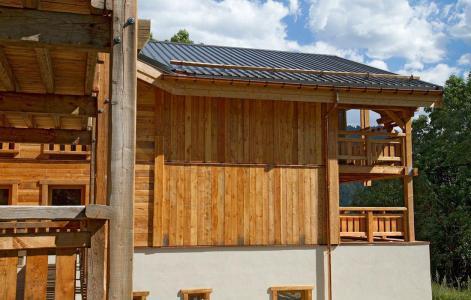 Rent in ski resort Chalet Nuance de Blanc - Alpe d'Huez - Summer outside