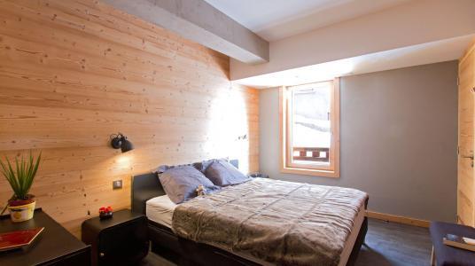 Vacances en montagne Chalet Nuance de Bleu - Alpe d'Huez - Chambre