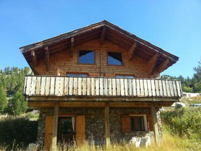 Location Isola 2000 : Chalet Orchidée été