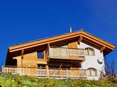 Rental Thyon : Chalet Ourson Blanc summer