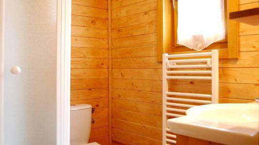 Vacances en montagne Chalet Paulo - Saint Martin de Belleville - Salle de bains