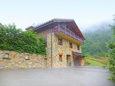 Location au ski Chalet Pearl - Champagny-en-Vanoise - Extérieur été