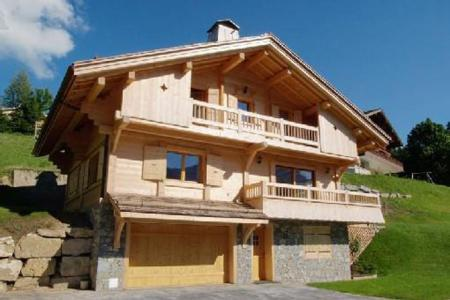 Summer accommodation Chalet Perle des Neiges