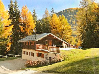 Location Chalet Peudral