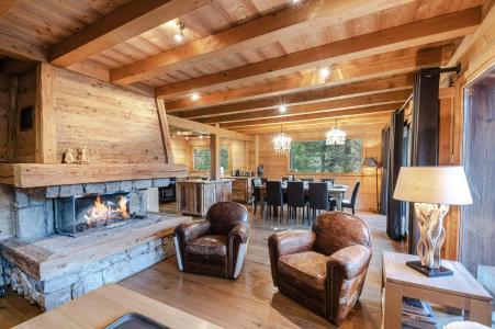 Location au ski Chalet 6 pièces 10 personnes - Chalet Peyrlaz - Chamonix - Extérieur été