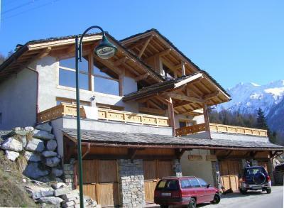Location au ski Chalet triplex 5 pièces 8 personnes - Chalet Piccola Pietra - Peisey-Vallandry - Extérieur été