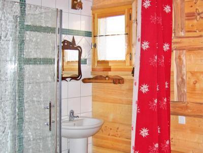 Vacances en montagne Chalet Piccola Pietra - Peisey-Vallandry - Salle d'eau