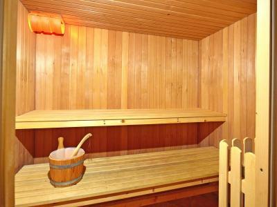 Vacances en montagne Chalet Pierina - La Tzoumaz - Sauna