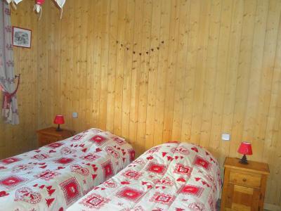 Holiday in mountain resort Chalet Portes du Soleil - Les Gets - Bedroom