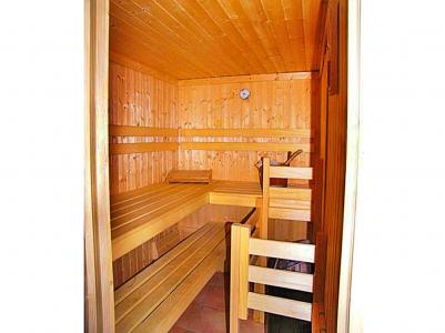 Holiday in mountain resort Chalet Portes du Soleil - Les Gets - Sauna