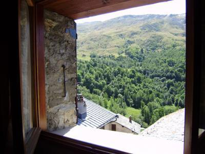 Location au ski Chalet Praranger - Les Menuires - Extérieur été