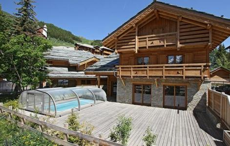 Rental Les 2 Alpes : Chalet Prestige Lodge summer