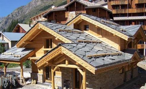 Location au ski Chalet 6 pièces 14 personnes - Chalet Prestige Lodge - Les 2 Alpes - Extérieur été