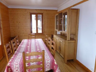 Urlaub in den Bergen 5 Zimmer Chalet für 10 Personen (PYLONE) - Chalet Pylone - Saint Gervais - Unterkunft