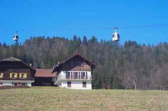 Rent in ski resort Chalet Pylone - Saint Gervais - Summer outside