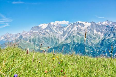 Urlaub in den Bergen Chalet Pylone - Saint Gervais