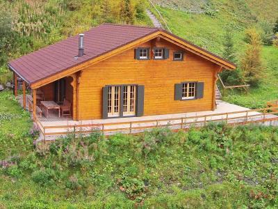 Location au ski Chalet Quatre Vallées - La Tzoumaz - Extérieur été