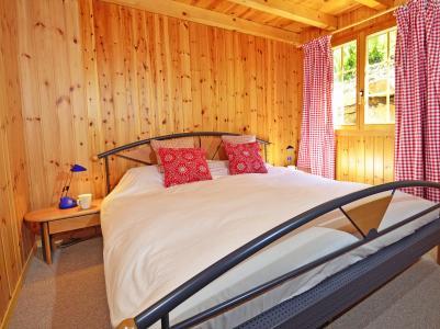 Vacances en montagne Chalet Quatre Vallées - La Tzoumaz - Chambre