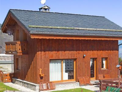 Rental Méribel : Chalet Raffort summer