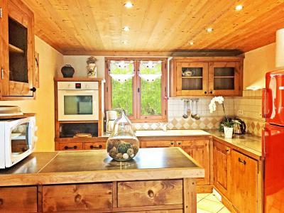 Vacances en montagne Chalet Rosa Villosa - Champagny-en-Vanoise - Kitchenette