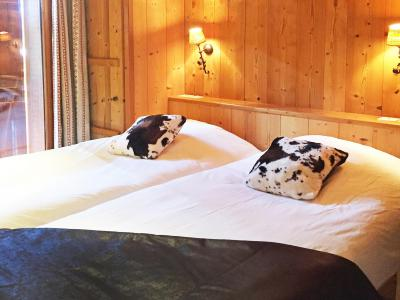 Vacances en montagne Chalet Rosa Villosa - Champagny-en-Vanoise - Lit simple