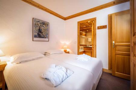 Vacances en montagne Chalet Santons - Val d'Isère - Chambre