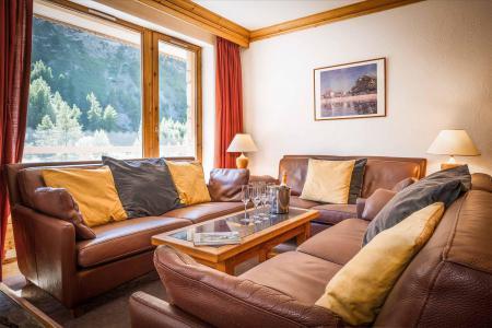 Vacances en montagne Chalet Santons - Val d'Isère - Coin séjour