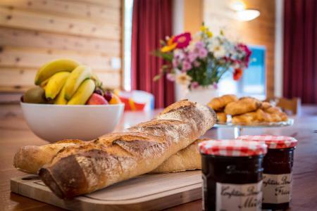 Vacances en montagne Chalet Santons - Val d'Isère - Cuisine