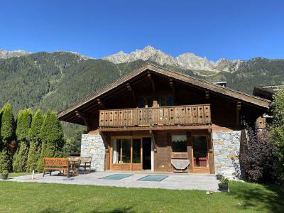 Vacances en montagne Chalet Sérac - Chamonix