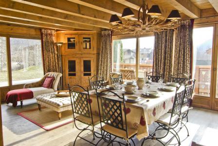 Vacances en montagne Chalet 4 pièces 6 personnes - Chalet Sérac - Chamonix - Logement