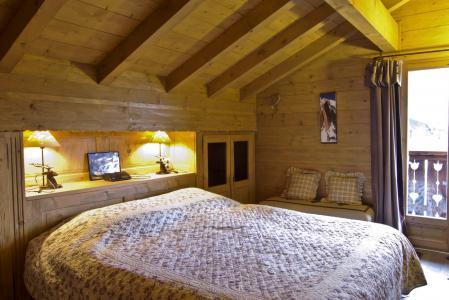 Vacances en montagne Chalet 4 pièces 6 personnes - Chalet Sérac - Chamonix - Chambre