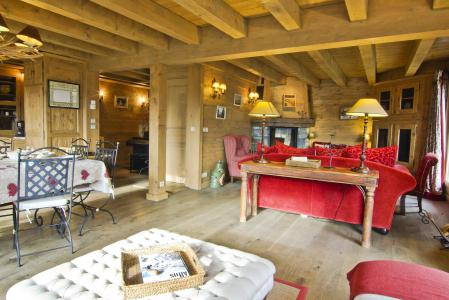 Vacances en montagne Chalet 5 pièces 6 personnes - Chalet Sérac - Chamonix - Logement