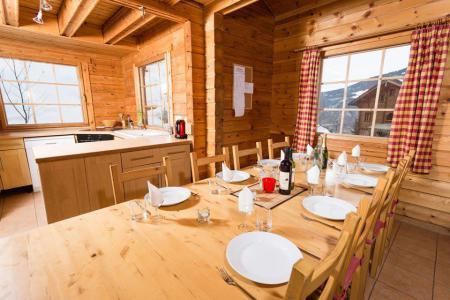 Summer accommodation Chalet Simone