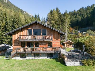 Location Chamonix : Chalet Sixtine hiver