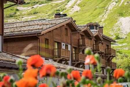 Rent in ski resort Chalet Skadi - Val d'Isère - Summer outside