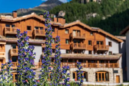 Vacances en montagne Chalet Skadi - Val d'Isère - Extérieur été