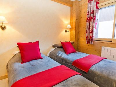 Holiday in mountain resort Chalet Ski Royal - Les Menuires - Bedroom