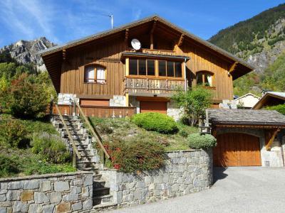 Vakantie in de bergen Chalet Soldanelles - Champagny-en-Vanoise - Buiten zomer