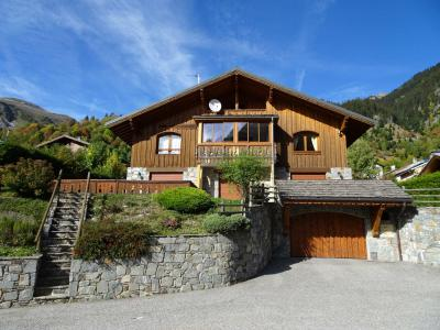 Rental Champagny-en-Vanoise : Chalet Soldanelles winter