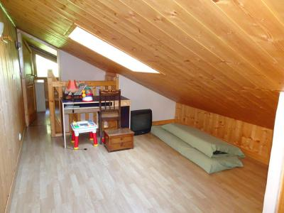 Vakantie in de bergen Appartement triplex 6 kamers 12 personen - Chalet Soldanelles - Champagny-en-Vanoise - Kelder -1.80 m