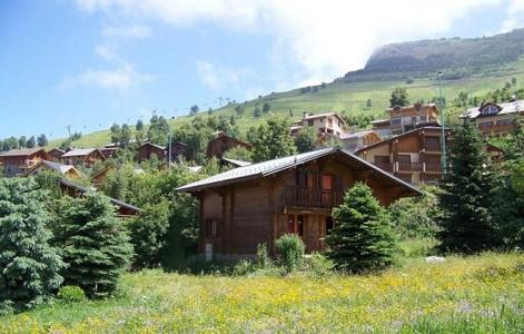 Summer accommodation Chalet Soleil d'Hiver