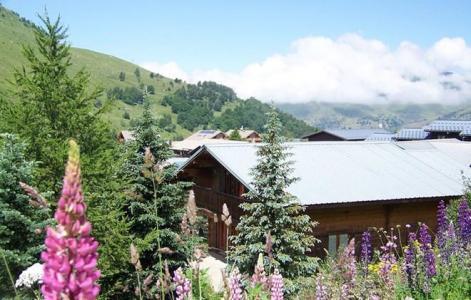 Location au ski Chalet Soleil d'Hiver - Les 2 Alpes - Extérieur été