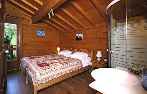 Vacances en montagne Chalet Soleil d'Hiver - Les 2 Alpes - Chambre