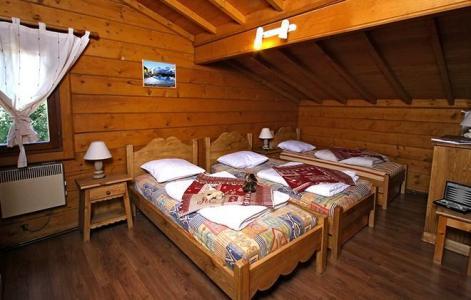 Vacances en montagne Chalet Soleil d'Hiver - Les 2 Alpes - Lit simple